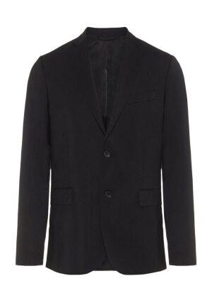 J.Lindeberg Hopper Soft Comfort Wool Black