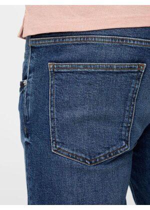 J.Lindeberg Jay Strike Wash Jeans Mid Blue