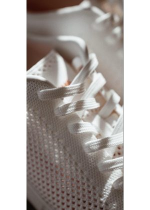 Swims Breeze Tennis Knit White