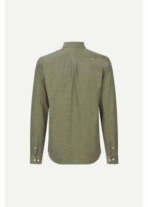 Samsøe Samsøe Liam BX Shirt 11039 Deep Lichen Green