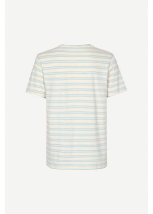 Samsøe Samsøe Carpo x T-Shirt St 7888 Dusty Blue St
