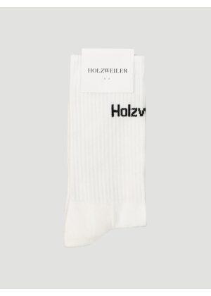 Holzweiler Tennis Socks White