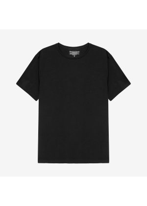 Bread & Boxers Crew Neck Black