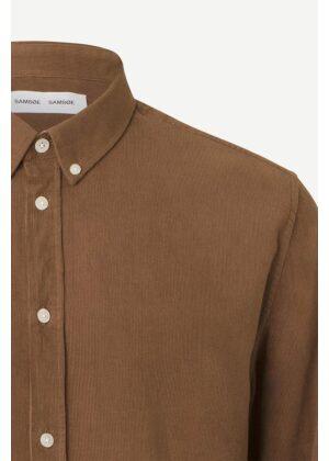 Samsøe Samsøe Liam BX Shirt 10504 Emperador