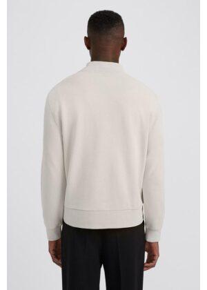 Filippa K Gustav Sweatshirt Vanilla Ivory