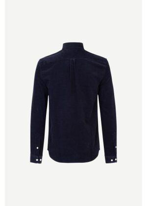 Samsøe Samsøe Liam BX Shirt 10504 Night Sky