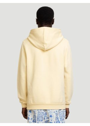 Holzweiler Fleek Hoodie Light Yellow