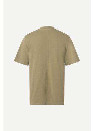 Samsøe Samsøe Norsbro T-Shirt 6024 Covert Green