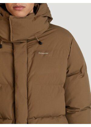 Holzweiler Dovre Down Jacket Light Brown