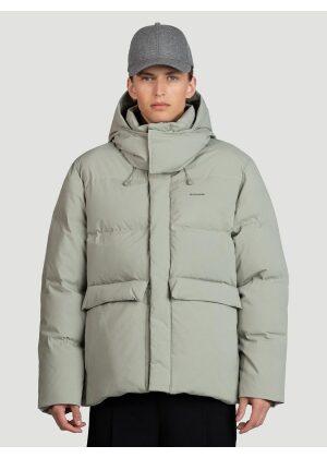 Holzweiler Wool Caps Grey