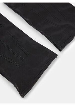 J.Lindeberg Milo Leather Glove Black
